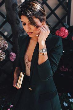 Pam Hetlinger, The Girl From Panama, Panthere de Cartier