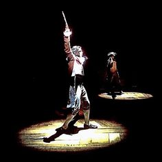 Hamilton, Lin-Manuel Miranda's new musical thatfuses the contemporary and classic worlds to tell the story of America's Founding Father Alexander Hamilton, has taken Broadway by storm, garnering critical and audience acclaim on a level rarely seen.  Set designer David Korins has taken to Twitter recently to share some previously unseen photos of the cast in action.  Enjoy!