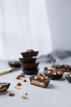 Chocolate Hazelnut Butter Cups + Weekend Links | The Green Life | Bloglovin'