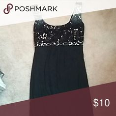 Sequin formal mini dress Never worn, great for a night out Fang Dresses Mini
