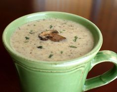 Born to be wild: This mushroom soup changed my life - Wild mushroom bisque recipe | Daily Loaf