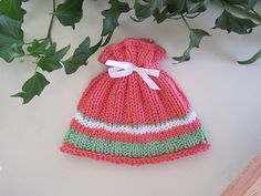 Ravelry: Coral Reef Baby Hat pattern by Kathy North