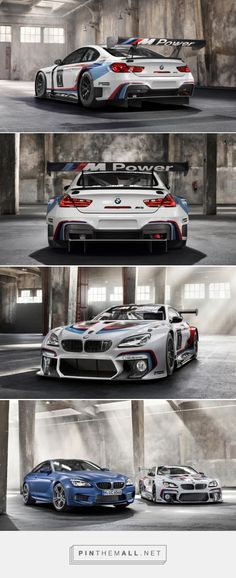 The New BMW M6 GT3 at http://www.carhoots.com/home/we-are-amazed-at-pictures-of-the-bmw-m6-gt3/