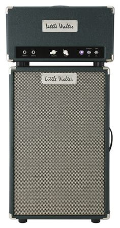 Little Walter 50 with 212 Celestion Cab Green Levant | Rainbow Guitars