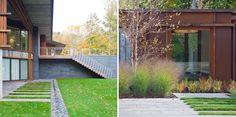 North Point Residence /  Architect  Birdseye Design / Wagner Hodgson - Landscape Architecture