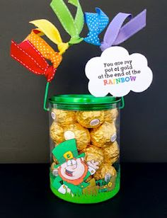 You are my pot of gold...