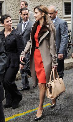 My fashion icon: Queen Rania of Jordan