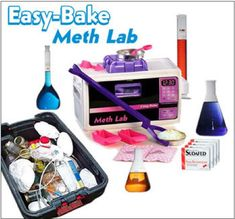 Easy Bake Meth Lab