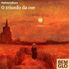 """Vem saber tudo sobre a exposição """"O triunfo da cor"""" que permanece no CCBB de São Paulo até o dia 7 de julho. ;)"""