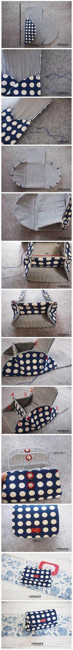 Diy Beautiful Handbag | DIY & Crafts Tutorials