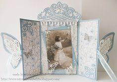 Dutch DooBadoo-Card Art Butterfly-470.713.598