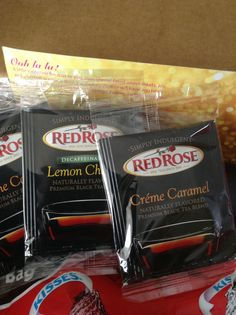 Red Rose Simply Indulgent Teas. #JadoreVoxBox #SimplyIndulge