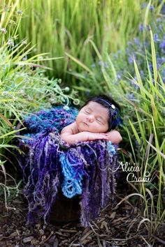Alicia Cram Photography's image in St George, Utah!  She used 2 of my prop blankets and one of my shawls, too, for baby Alanna's four day pics!  Congrats Taijah and Alonso on your beautiful baby girl!