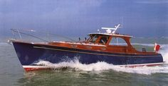 Hinckley Boats, Love them!!!      STEVEN GAMBREL | Mark D. Sikes: Chic People, Glamorous Places, Stylish Things