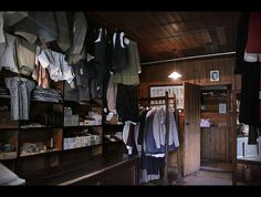Tailor's Shop