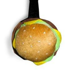 hamburger ear muffs