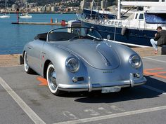 Porsche 356 Speedster | Maurizio Boi | Flickr
