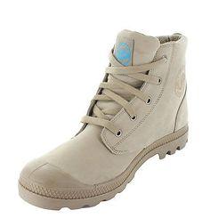 PALLADIUM Wanderschuhe 37,5 / 42 taupe Trekking Boots Damen UVP 99,95 EUR NEU