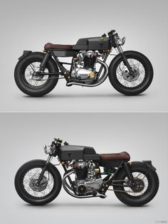 Possibly the first custom inspired by a wood-burning stove. Does this XS650 from Thrive Motorcycle light your fire?