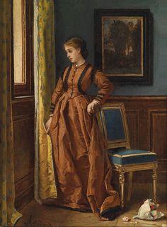 Alfred Stevens Déjà c1862-1864.jpg