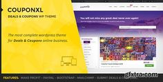 ThemeForest - CouponXL v2.1 - Coupons, Deals & Discounts WP Theme - 10721950