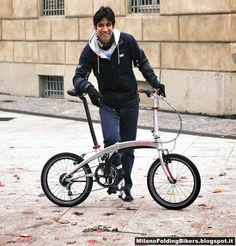 #Dahon_Vigor_P9. Complete review on: http://milanofoldingbikers.blogspot.it/2013/12/dahon-vigor-p9.html #folding_bike #Dahon #bici_pieghevole