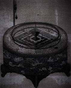 須弥山儀図