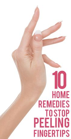 Peeling fingertips is a common condition observed in many people. There are many reasons behind it. Here are effective home remedies that can heal the condition.
