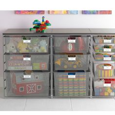 For classrooms, playrooms, bedrooms - even closets - elfa Mesh Drawers are one of our best-selling solutions for getting organized.