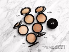 Edward Bess Flawless Illusion Transforming Full Coverage Foundation