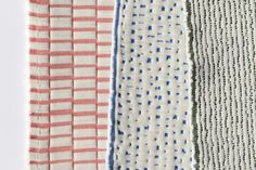 ronan + erwan bouroullec develop 3D knitted and stretch fabric for kvadrat