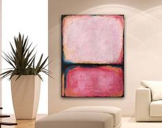 Large Abstract Painting Abstract Canvas Art Large Wall Art