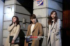 "Kim Jaejoong in ""Spy"" Drama - 150103 stills"