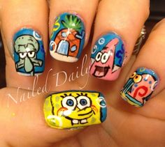 Spongebob Squarepants  Spongebo Squarepants Spongebob Squarepants, SPONGEEBOB SQUAAREEPAAANTTS {admit it, you sung that in your head(;}