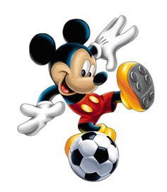 Mickey w/Soccer Ball Disney Mickey Mouse, Mickey Mouse E Amigos, Mickey E Minnie Mouse, Mickey Party, Mickey Mouse And Friends, Baby Disney, Mickey Mouse Pictures, Disney Pictures, Disney Magic