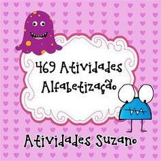 Atividades Suzano : 469 atividades alfabetização