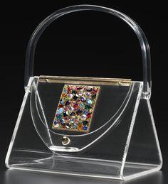 Lucite | my handbags