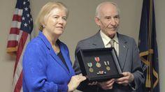 William Pollauf, 92 - WWII Veteran