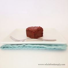 Allergy Friendly Chocolate Cake.  Quick, easy and delicious!  Free from gluten, grains, dairy, eggs and refined sugar.  Enjoy!