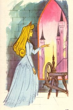 Sleeping Beauty - Shares my #1 spot for favorite Disney films with Lady and the Tramp.