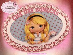11 Tea Party + jolie + custom de los Niños Muñecas