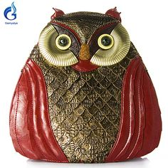 ART backpack for girl Retro Handmade Bolsa Feminina owl style Like and share if you think it`s fantastic! #shop #beauty #Woman's fashion #Products #homemade