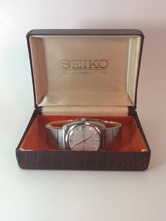 Rare Vintage Seiko Sea Lion M99 30 Jewel 83058041 by RearViewRetro, $179.00