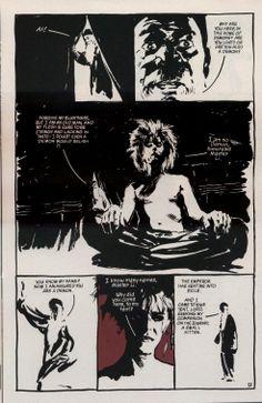Sandman- The Wake   Jon J. Muth