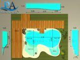 #piletasdearena #piletasdearenawaterbeach #chic #ideal #pileta #piscina #paisaje #paisajismo #verano #premium #waterbeach #diy #paraiso #diseño #decoracion