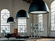 WILLY Pendelleuchte by PANZERI Design Enzo Panzeri