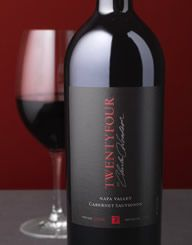 TwentyFour Wine Label and Package Design Thumbnail