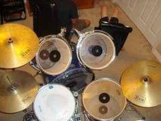 Pulse 8 Piece Drum Set - $250 (Bradenton)