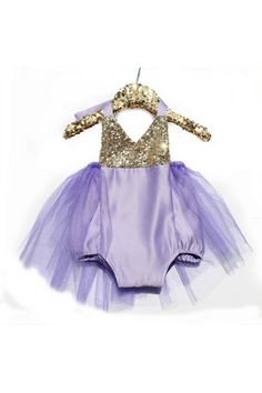 3d1d766e179 Birthday Belle Lavender Sparkle Romper First Birthday Outfit Girl