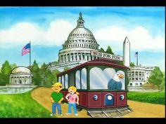 Washington DC for Kids DVD  - National Parks